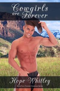 Book 4 Cover Cowgirls are Forever
